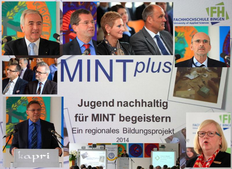 Das neue MINT-Kompetenz-Center – die Eröffnung (05.11.2014)