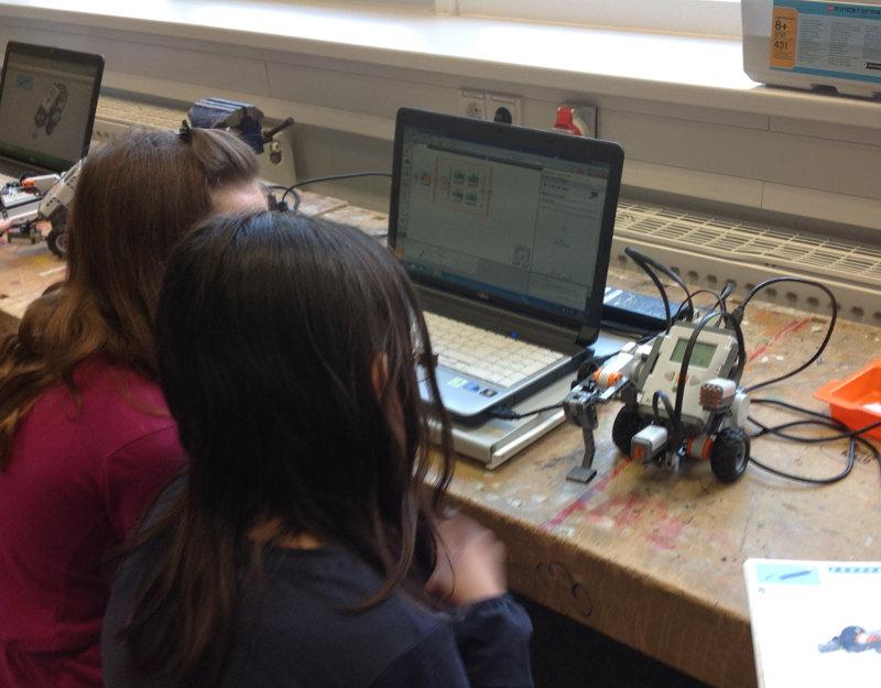 Techniktage für die 5. Klassen (26. / 27.05.2015)