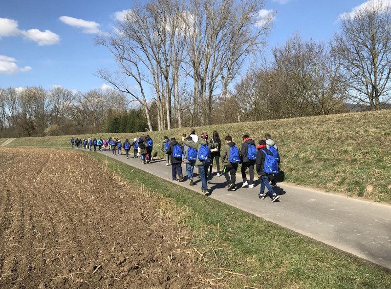 Weltwasssertag – Wandern für Bungatira